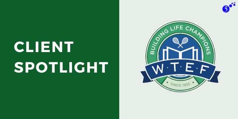 Client Spotlight WTEF