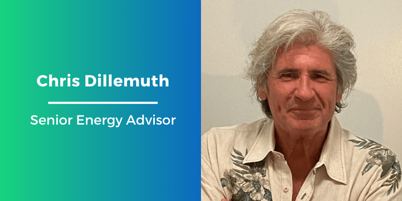 Get to know Chris Dillemuth