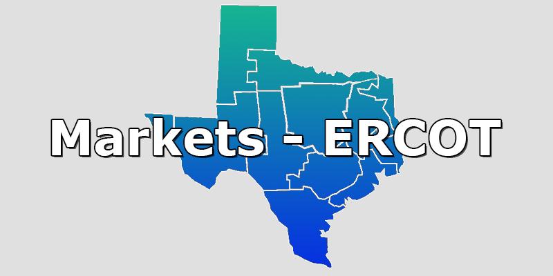 Market - ERCOT