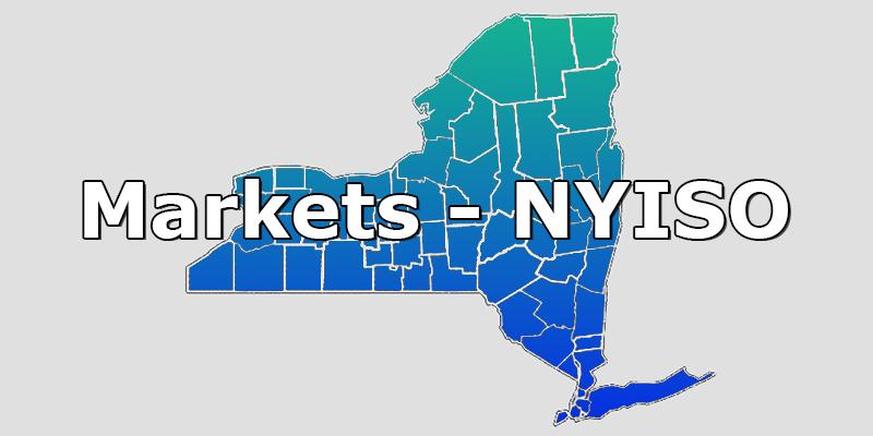 Markets - NYISO