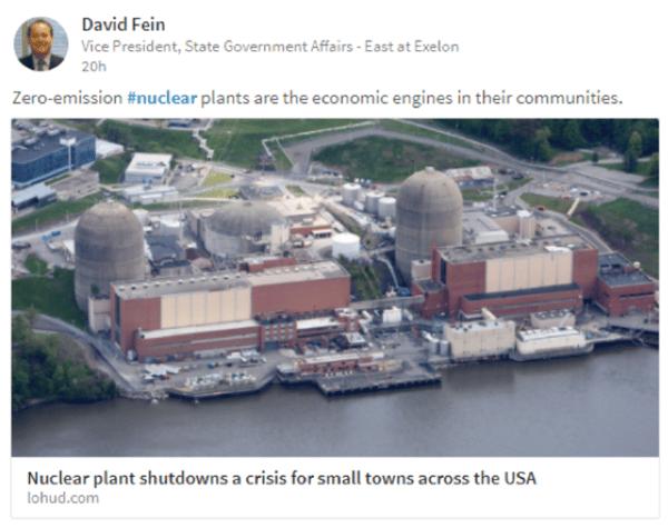 Nuclear Power: Zero Emission Credits