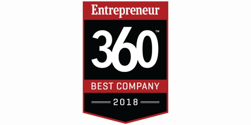 Entrepreneur 360 2018