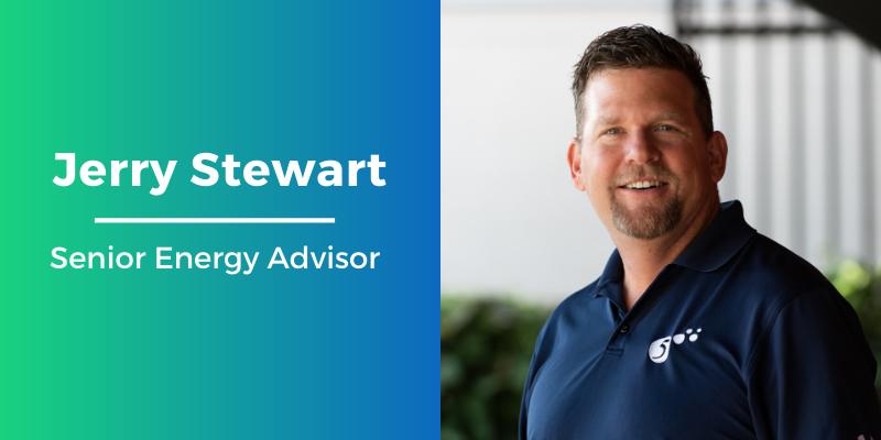 Get to know Jerry Stewart