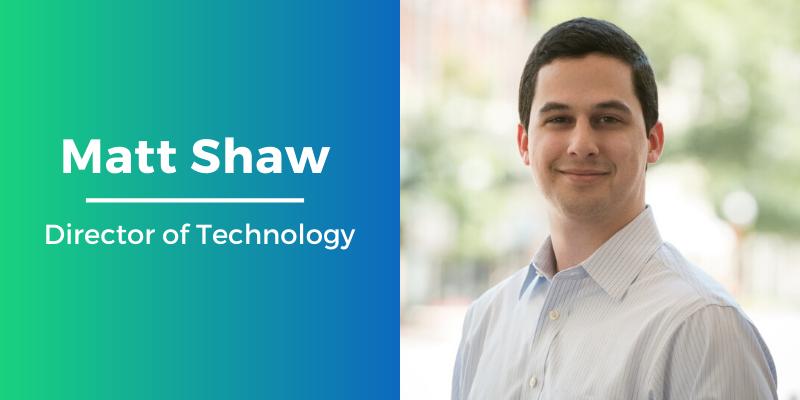 Get to know Matt Shaw