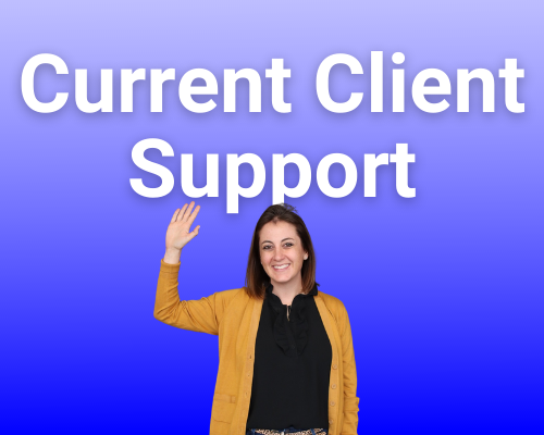 Current Client Support Cady