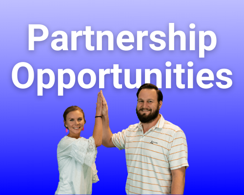 Partnerships Opportunities