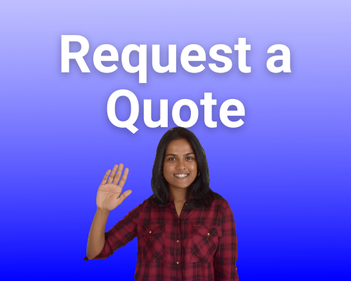 Request a Quote Contact Us