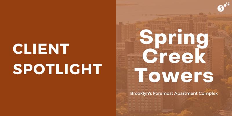 Client Spotlight Spring Creek Towers
