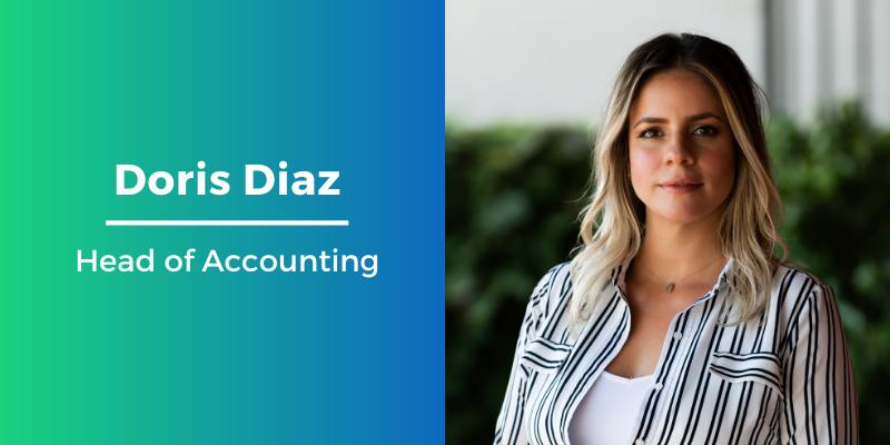 Doris Diaz Head of Accounting