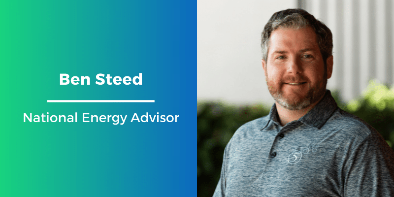 Get to know Ben Steed