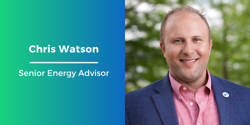 Get to know Chris Watson