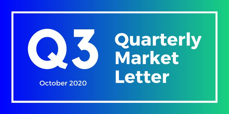 Q3 October 2020 Market Letter
