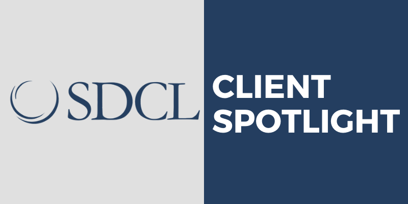 client spotlight SDCL