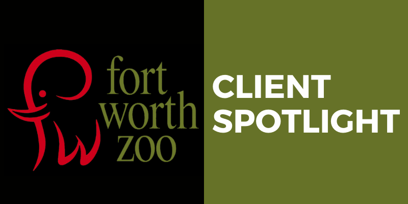 client spotlight fort worth zoo