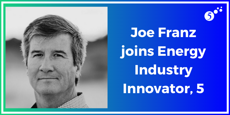 Joe Franz joins 5