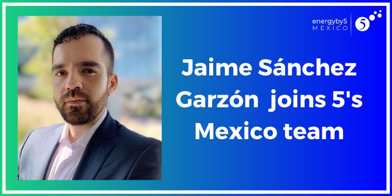 Jaime Sanchez joins 5