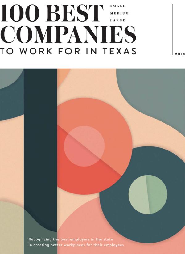 Texas Monthly Magazine Cover 2019